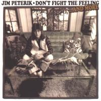Jim Peterik Don't Fight The Feeling Album Cover