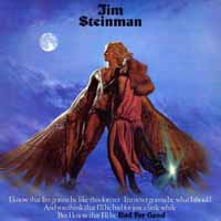 [Jim Steinman Bad for Good Album Cover]