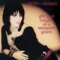 Joan Jett Glorious Results of a Misspent Youth Album Cover