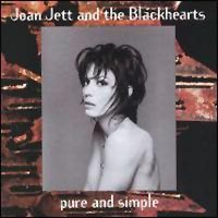 [Joan Jett Pure And Simple Album Cover]