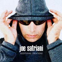 [Joe Satriani Additional Creations Album Cover]