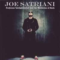 [Joe Satriani Professor Satchafunkilus and the Musterion of Rock Album Cover]