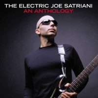 [Joe Satriani The Electric Joe Satriani - An Anthology  Album Cover]