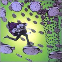 [Joe Satriani Time Machine Album Cover]