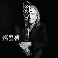 [Joe Walsh Analog Man Album Cover]