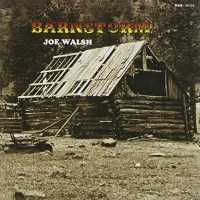 Joe Walsh Barnstorm Album Cover