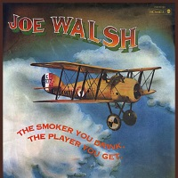 [Joe Walsh The Smoker You Drink, the Player You Get Album Cover]