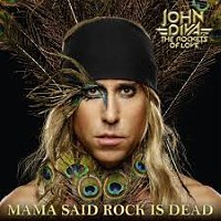 [John Diva and the Rockets of Love Mama Said Rock is Dead Album Cover]
