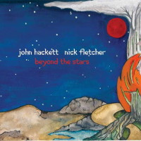 [John Hackett and Nick Fletcher Beyond the Stars Album Cover]