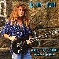 [John Hahn Out of the Shadows Album Cover]