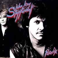 John Kay and Steppenwolf Paradox Album Cover