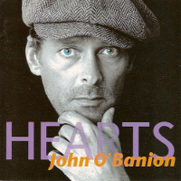 John O'Banion Hearts Album Cover