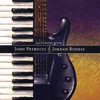 [John Petrucci and Jordan Rudess An Evening With John Petrucci and Jordan Rudess Album Cover]
