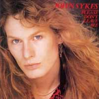 [John Sykes Please Don't Leave Me Album Cover]