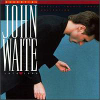 [John Waite Essential John Waite 1976-1986 Album Cover]