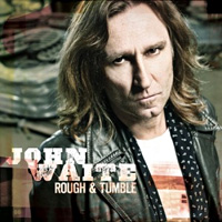 [John Waite Rough and Tumble Album Cover]