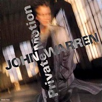 John Warren Private Motion Album Cover