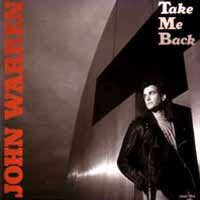 [John Warren Take Me Back Album Cover]
