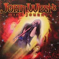 [John West Mind Journey Album Cover]