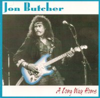 [Jon Butcher A Long Way Home Album Cover]
