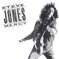 [Steve Jones Mercy Album Cover]
