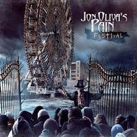 [Jon Oliva's Pain Festival Album Cover]