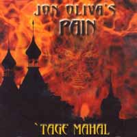 [Jon Oliva's Pain Tage Mahal Album Cover]