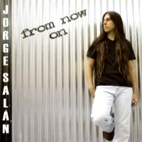 [Jorge Salan From Now On Album Cover]