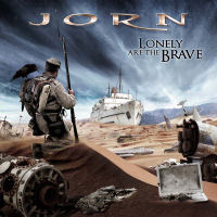 [Jorn Lande Lonely Are the Brave Album Cover]