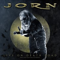 Jorn Lande Live on Death Road Album Cover