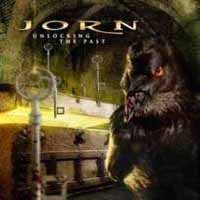 Jorn Lande Unlocking The Past Album Cover