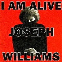 [Joseph Williams I Am Alive Album Cover]