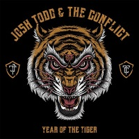 [Josh Todd and the Conflict Year of the Tiger Album Cover]