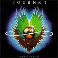 [Journey Evolution Album Cover]