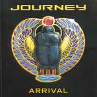 [Journey Arrival Album Cover]