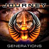 [Journey Generations Album Cover]