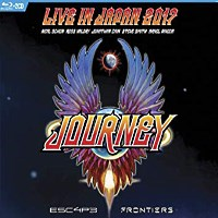[Journey Live in Japan 2017: Escape and Frontiers  Album Cover]