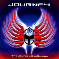 [Journey The Journey Continues... Album Cover]