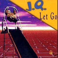 Josephine's Quarantine Let Go Album Cover