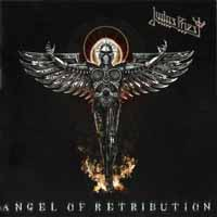 [Judas Priest Angel of Retribution Album Cover]