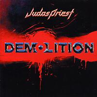 [Judas Priest Demolition Album Cover]