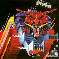 [Judas Priest Defenders of the Faith Album Cover]