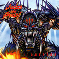 [Judas Priest Jugulator Album Cover]