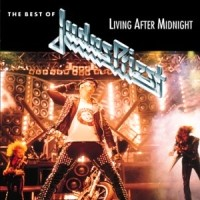 [Judas Priest The Best Of Judas Priest: Living After Midnight Album Cover]
