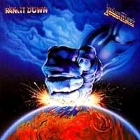 [Judas Priest Ram It Down Album Cover]
