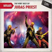[Judas Priest Setlist: The Very Best of Judas Priest - Live Album Cover]