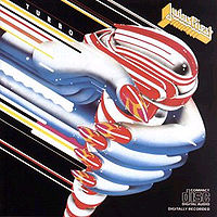 [Judas Priest Turbo Album Cover]
