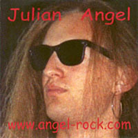 [Julian Angel www.angel-rock.com Album Cover]