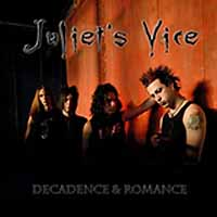 [Juliet's Vice Decadence and Romance Album Cover]