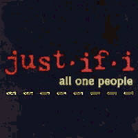[Just-If-I All One People Album Cover]